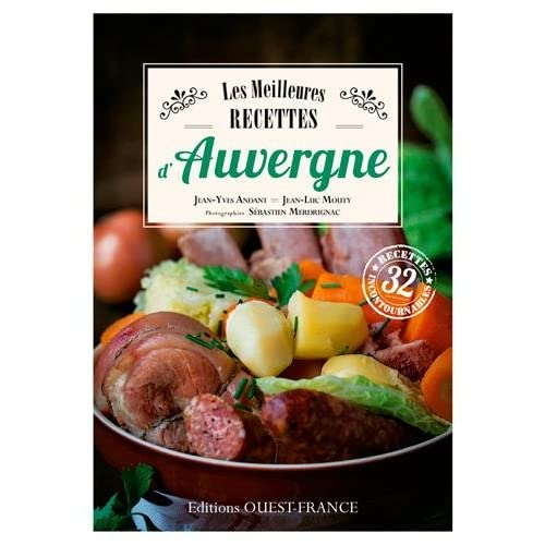 Meilleures recettes d'Auvergne