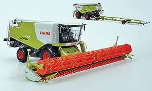 Claas Lexion 770, grün/hellgrau, Mähdrescher, Modellauto, Fertigmodell, Norev 1:32