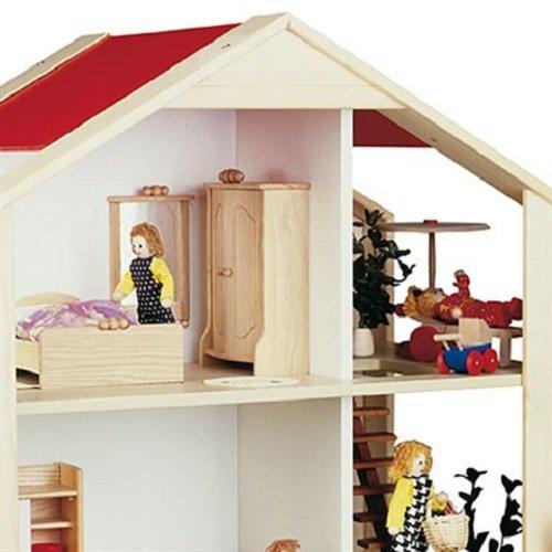 Rülke Holzpuppenhaus 23122 Haus Sonnenschein - 2