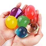 TAOtTAO 200/500/1000 Stücke Kristallböden Blume Schlamm Wachsen Magische Große Gelee Ball Wasser Perlen Gel (A)