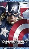 Komar vd-017'Guerre Civile Captain America Marvel Papier Peint–Multicolore