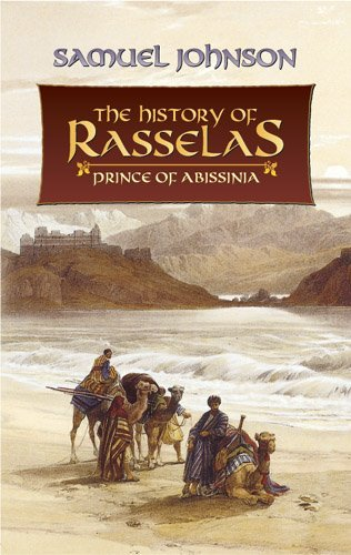 [The History of Rasselas : Prince of Abissinia] (By (author)  Samuel Johnson) [published: April, 2005]