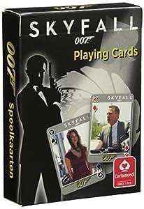James Bond 007 SKYFALL Playing Cards