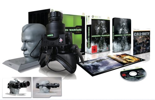 Call of Duty: Modern Warfare 2 - Prestige Collectors Edition (Deutsch) (Cod Modern Warfare 2 Xbox 360)