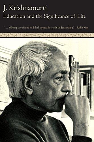 Education and the Significance of Life por Jiddu Krishnamurti