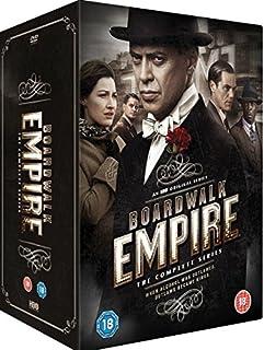 Boardwalk Empire - The Complete Season 1-5 [DVD] [2015] (B00OZKI2I8) | Amazon Products