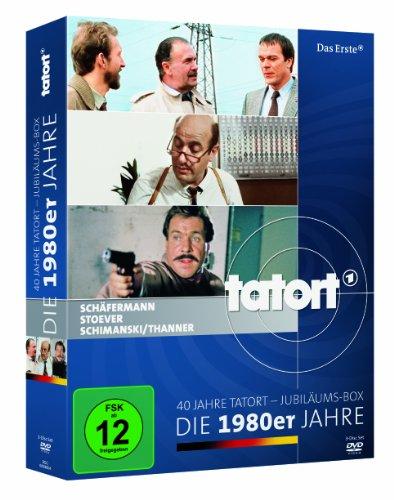 Tatort - Die 1980er Jahre (3 DVDs)