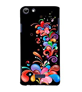 PrintVisa Designer Back Case Cover for Micromax Canvas Selfie 3 Q348 (books television charger data cable bluetooth)