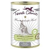 Terra Canis | Hypoallergen Känguru mit Pastinake | 12 x 400 g