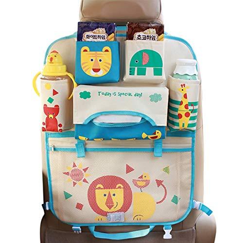 KFYOUXIN Reisemedizin-Aufbewahrungstasche Reisepass-Tasche Wohnzimmer Küche Schlafzimmer Große Und Tiefe Taschen, Aufbewahrungsbox Mit Deckel Hängende Lion Lion Deckel