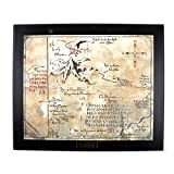 Noble Collection-Le Seigneur des Anneaux: Carte de Thorin Oakenshield