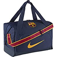 Nike Algnce Fc Barcelona Nk Shld Duff Bolsa de Deporte, Hombre, Azul (Midnight Navy/University Gold), Talla Única