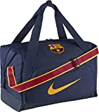 Nike Herren Allegiance Barcelona Shield CO Fußballtasche, Midnight Navy/Rot/University Gold, One Size