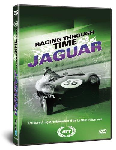 Bild von Racing Through Time - Jaguar [DVD] [UK Import]