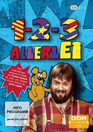 1-2-3 Allerlei (DDR TV-Archiv) [2 DVDs]