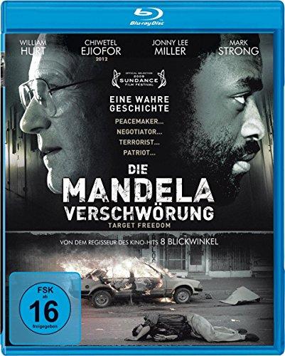 Die Mandela Verschwörung (Blu-ray)