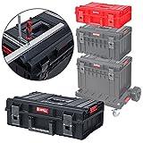 QBRICK One 200 Technik Werkzeugkoffer Staubox Werkzeugkasten Werkzeugkiste Werkstatttrolley Toolbox