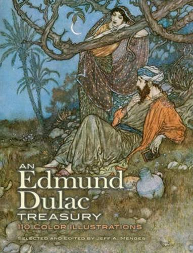 Liebe Fine Art (An Edmund Dulac Treasury: 116 Color Illustrations (Dover Books on Fine Art))