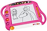 Masha and the Blackboard Bear, Color Pink / White (Simba 9302394)