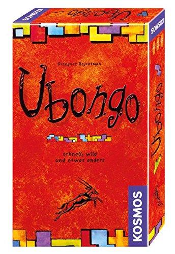 Kosmos 699345 - Ubongo - Mitbringspiel (Junior Einhorn)