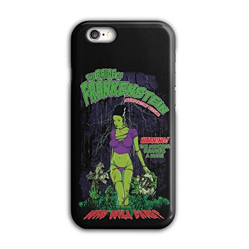 Frankenstein Braut Monster Kamerad iPhone 6 / 6S Hülle | (Mitternacht Braut Kostüm)