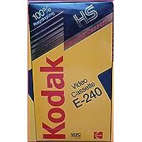 Kodak HS - Video Cassette E-240 Kassette VHS