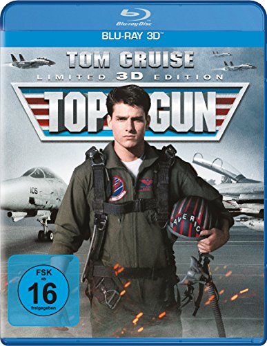 Top Gun [3D Blu-ray]