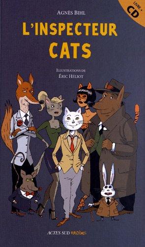 L'inspecteur Cats : et le mystère de la rue Jean-Némar
