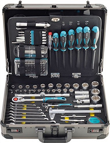 Universal Werkzeugsortiment 132 tlg.