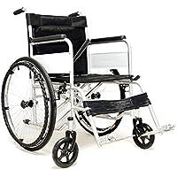 Silla de ruedas, modelo A, cómodo asiento