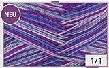 Gründl Wolle Cotton Quick Print Fil à tricoter