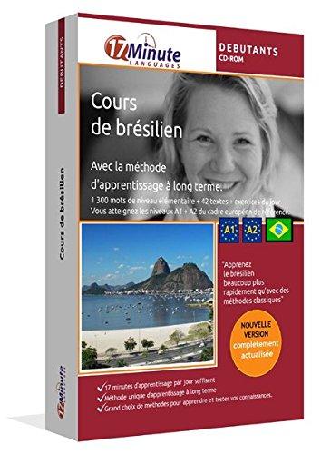 Cours de brésilien pour débutants (A1/A2). Logiciel pour Windows/Linux/Mac OS X. Apprendre les bases du brésilien
