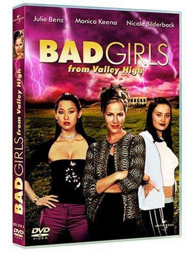 Bad Girls from Valley High - DVD [Edizione: Francia]