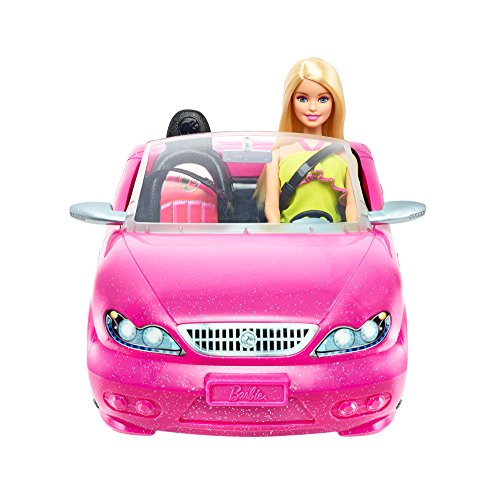 Image of Barbie Glam Convertible