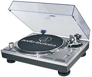 Audio Technica - AT-LP120-USB Direct-Drive Professional Turntable (USB & Analog)