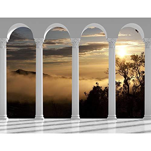 Fototapete Sonnenuntergang Vlies Wand Tapete Wohnzimmer Schlafzimmer Büro  Flur Dekoration Wandbilder XXL Moderne Wanddeko   100