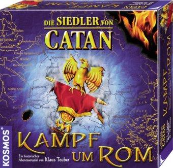 Die Siedler von Catan, Kampf um Rom (Spiel)