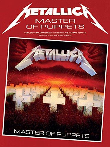 Metallica: Master of Puppets (Guitar TAB):