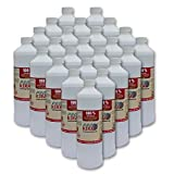 24x 1l fluida bioetanol 100% de alcohol para gel y etanol chimeneas