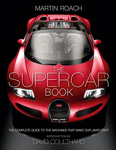 The Supercar Book por Martin Roach