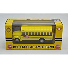 CIEFU-BUS ESCOLAR AMERICANO VEHICLE COCHE