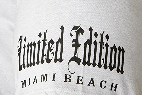 Robert Geissini Shirt - MC Weiß