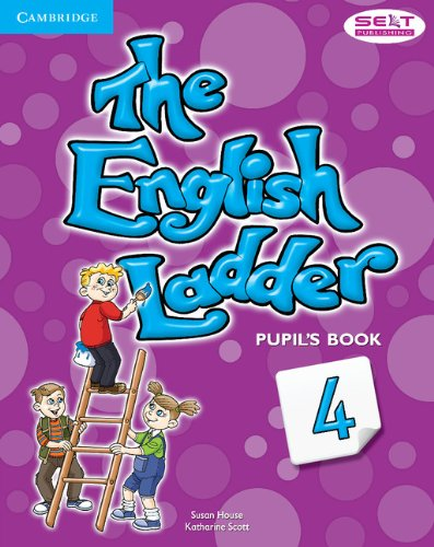 The English Ladder  4 Pupil's Book - 9781107400795