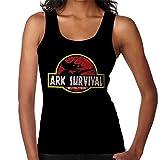 Ark Survival Evolved Jurassic Park Women's Vest