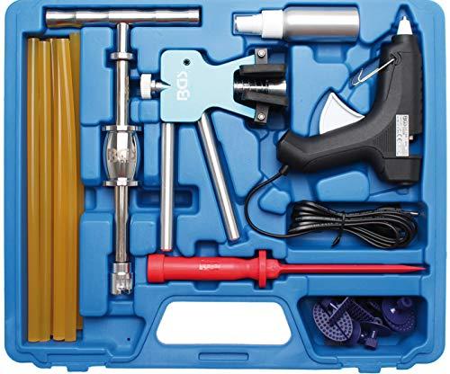 BGS 865   Profi-Ausbeul-Werkzeug-Satz   inkl. 9 Ausbeul-Pads verschiedener Größen und Formen