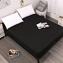su-luoyu Protector de colchón Impermeable hipoalergénico Premium - Cubre Colchón Transpirable Hipoalergénico Anti-
