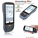 INVENTORY PLUS WiFi, Software professionale programma di Inventario, magazzino, per Palmari Windows Mobile, Windows CE, Pocket PC, memorizza codice quantita lotto