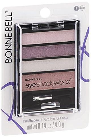 BONNE BELL EYE STYLE EYE SHADOW BOX #611 GIRLIE PINKS