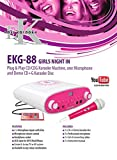 EKG-88P Girls Night In - Pink & White CD/CDG Karaoke for sale  Delivered anywhere in Ireland