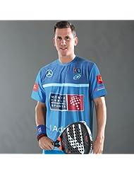 Camiseta BullPadel Trebu Paquito Navarro (S)
